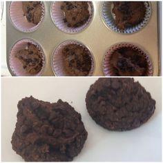Healthy Black Bean Brownie Muffins | Lauren Gleisberg | Happiness, Health, & Fitness
