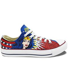 Womens Converse Low Top Sneaker Wonder Woman Customizable Hand Painted Canvas Shoes Unique Gifts Converse http://www.amazon.com/dp/B01BEY51FE/ref=cm_sw_r_pi_dp_WmPbxb0ZHB90G