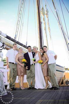 Sailboat Wedding   AllyRey Photography