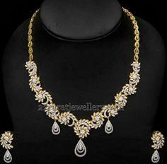 Jewellery Designs: Spectacular Diamond Necklaces
