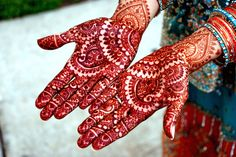 For thousands of years, the art of henna (called mehndi in Hindi & Urdu) has been practiced in India, Pakistan, Africa, and the Middle East. The henna