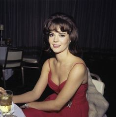 """""""I'm just going to have to grow old, because in too terrified to have anything done."""" Natalie Wood"""