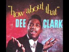 Dee Clark - Nobody But You