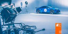 type-01: Alpine @ Studio Virage with Auto Heroes