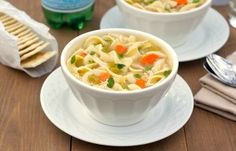 Dee's Chicken Noodle Soup Recipe - Home With Dee - A Homeschooling, Naturally Raw, Organic Mommy (& Daddy!) Blog