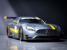 The new Mercedes-AMG GT3 by ChunnanLin with MercedesBenzMercedes-BenzGT3Mercedes-AMG GT3