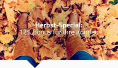 meventi gibt 15% Hitzefrei Rabatt Autumn