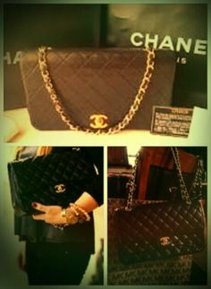 My Chanel bag...$ well spent!=)
