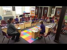 Orff Schulwerk is a dynamic approach to music education created by German Composer Carl Orff and Gunild Keetman. The Orff approach is that every child is mus...