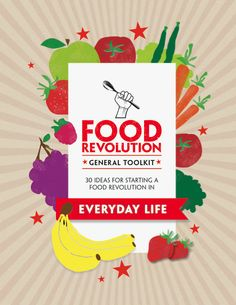 Food Revolution Day, are you in?!