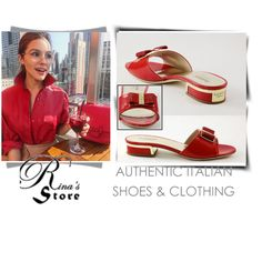 Red Sandals, Designer Shoes, Women's Shoes, Fashion Looks, Leather, Shopping, Ebay, Style, Swag