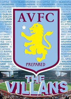 Aston Villa - Club Logo