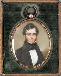 Attributed to John Wood Dodge (American, 1807-18