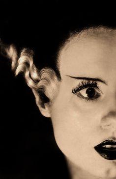 Elsa Lanchester/Bride of Frankenstein/1935