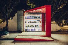 LEA (Lugar de Encuentro para Amigos), Foro Lindbergh, Parque México, Ciudad de México - Lugares Públicos A.C.