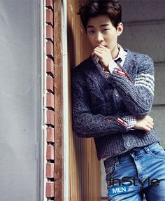 Henry Lau ♡ Super Junior M // InStyle Magazine September Issue '14