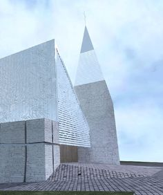 Project of a church by architect Nikola Bašić (not realized but I hope that it will be) Collective Identity, Croatia, Skyscraper, Architecture Design, Multi Story Building, Skyscrapers, Architecture Layout, Architecture