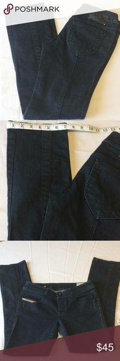 afcd7105 Diesel ROKKET Women's JEANS 27 waist 30 length Authentic DIESEL INDUSTRY  DENIM DIVISION Skinny jeans 27x30