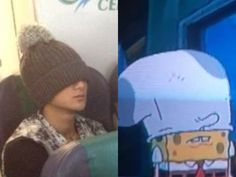 Tao spongebob parallel