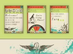 Once Upon A Line by Terenig Topjian, via Behance