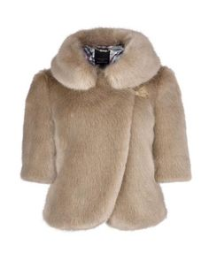 Faux fur jacket - OSCAI - Ted Baker