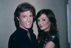 Andy Gibb and Victoria Principal