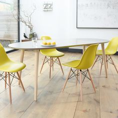 Click to zoom - Discus extending dining table stone