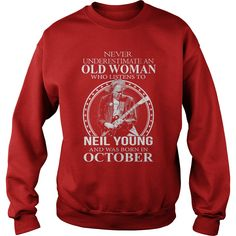 Old Woman Who Listens To Neil Young And Born In October #gift #ideas #Popular #Everything #Videos #Shop #Animals #pets #Architecture #Art #Cars #motorcycles #Celebrities #DIY #crafts #Design #Education #Entertainment #Food #drink #Gardening #Geek #Hair #beauty #Health #fitness #History #Holidays #events #Home decor #Humor #Illustrations #posters #Kids #parenting #Men #Outdoors #Photography #Products #Quotes #Science #nature #Sports #Tattoos #Technology #Travel #Weddings #Women