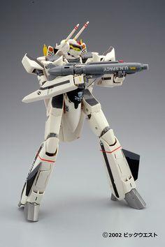Yamato Macross Zero Vf 0s Battroid Front