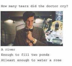 The doctors tears