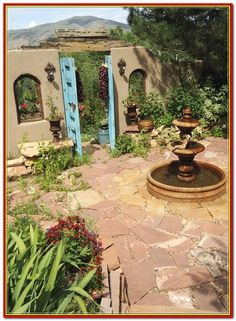 Favorite courtyard gardens, enclosed upon all sides, for tips to >>> For more tips, visit image link.