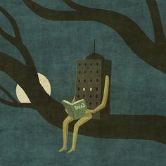 Tree 234 by Toni Demuro