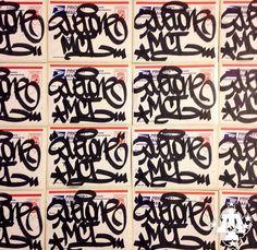 #label228 #usps #228 #duel #krink #krinkink #duelris #spraydaily