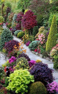 8 meilleures images du tableau jardin l 39 anglaise beaux jardins jardin maison et portes de - Jardins a l anglaise ...