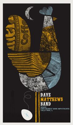 Too bad this is for DMB cuz I like this poster.