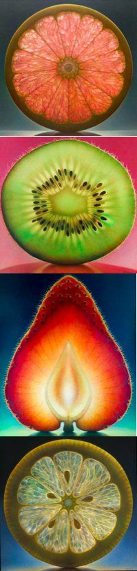 Summer! Incredible oil paintings by Dennis Wojtkiewicz