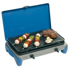 r chaud gaz 2 feux campingaz camping duo grill r. Black Bedroom Furniture Sets. Home Design Ideas