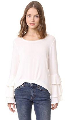 03d78f14a0141 NYTT Bell Sleeve Tee.  nytt  cloth  dress  top  shirt  sweater  skirt   beachwear  activewear