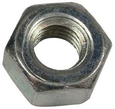 Small Parts Pack of 5 Zinc Plated Finish Class 8 DIN 934 Metric 36 mm Width Across Flats Steel Hex Nut 19 mm Thick M24-1.5 Thread Size