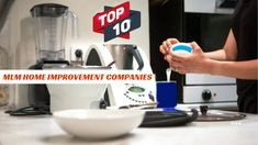 Here are the list of top 10 MLM Home Improvement Companies that it will be helpful for you to find the products of these MLM companies to add value to your home Home Improvement Companies, Home Based Business, Success, Ads, Products, Gadget