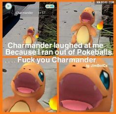 I feel idnetified (Ignore tags) pokemon pokemonmemes p poke memespokemon funnymemes pokemongo pokemonmasters pokémon funny memes charmander life sad angry why pokemongofriends Pokemon Mew, Funny Pokemon Go, Pokemon Comics, Charmander, Pokemon Stuff, Pikachu, Funny Pokemon Pictures, Funny Pictures, Chihiro Y Haku