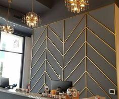 Home Interior Design, Interior Decorating, Interior Walls, Accent Walls In Living Room, Accent Wall In Bathroom, Living Room Wall Designs, Feature Wall Living Room, Accent Wall Decor, Wall Accents
