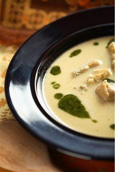 Artichokes Cream Soup (Crema di Carciofi)  Italian Food Net
