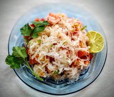 Mooli ki Churi is a quick variety of salad based on grated Mooli (Radish) that goes very well with Indian Food. Raw Food Recipes, Indian Food Recipes, Salad Recipes, Vegetarian Recipes, Cooking Recipes, Healthy Recipes, Healthy Food, Turnip Salad, Rajasthani Food