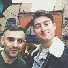Wasn't too pushed on paying a heap for VIP meet and greet and got kicked out when I tried to pretend I was VIP. Though you can't keep a good man down. Found out where he was via someone's periscope and got to say my hellos and thank you's. @garyvee #garyveedublin #garyvee #askgaryvee by mrlukemackey