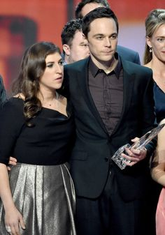 Jim Parsons Photos: People's Choice Awards Show — Part 2