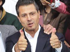 Según un informe del conteo inmediato de escrutinios, Enrique Peña Nieto se consolida como el nuevo presidente de México. Ver más en: http://www.elpopular.com.ec/56201-pena-nieto-es-el-vencedor.html?preview=true