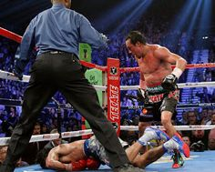 Watch Manny Pacquiao Get Knocked Out Cold By Juan Manuel Marquez