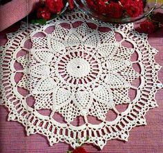 Kira scheme crochet: Scheme crochet no. 1590