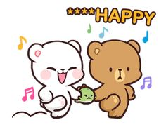 Cute Couple Cartoon, Cute Cartoon Pictures, Cute Love Pictures, Cute Love Memes, Cute Love Gif, Cute Love Cartoons, Cute Bear Drawings, Cute Little Drawings, Hug Cartoon